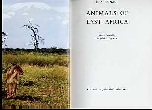 Animals of East Africa