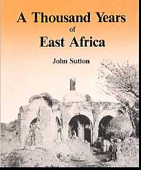 A Thousand Years of East Africa