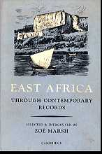 East Africa, through Contemporary Records